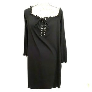NWT Fashion Nova lace up dress. 3X. BOGO